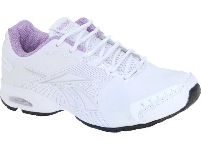 Tênis Feminino Reebok Platinium Branco/lilas