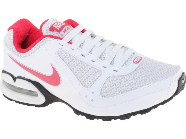 Tênis Feminino Nike Air Max Lte 445606-102 Branco/pink