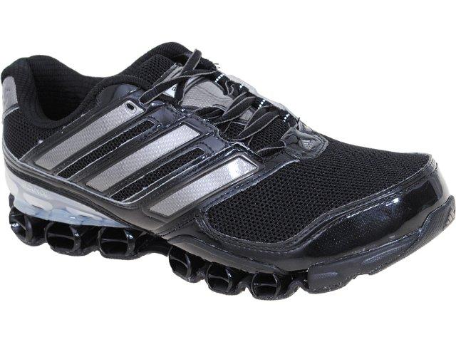 Tênis Masculino Adidas Intimidade G20452  Preto/prata