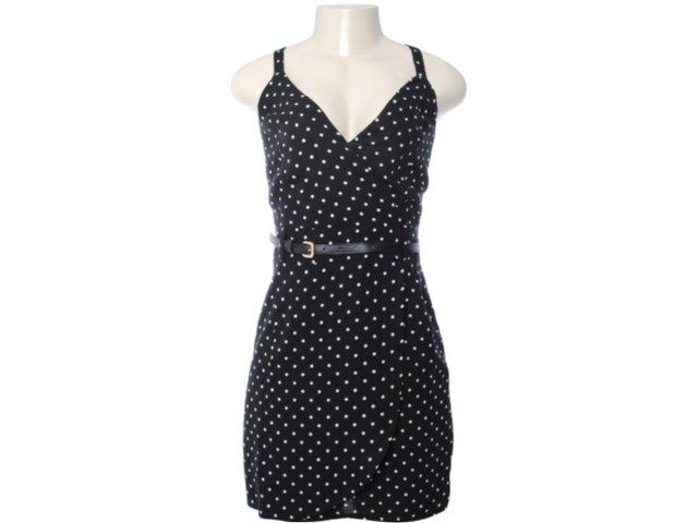Vestido Feminino Dopping 018001545 Preto