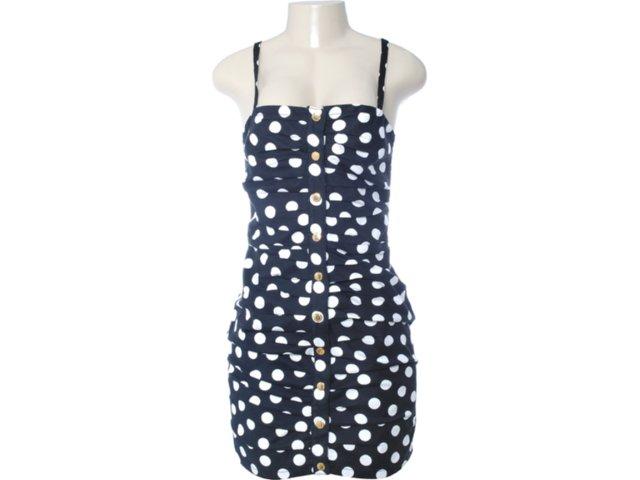 Vestido Feminino Dopping 018031517 Preto