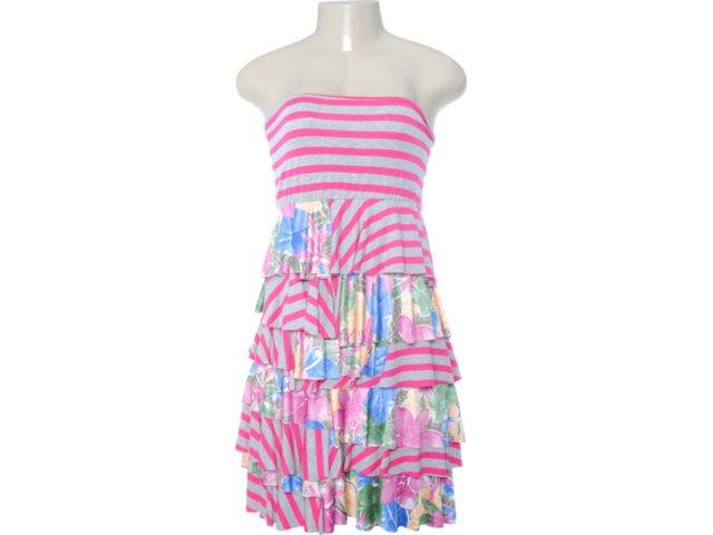 Vestido Feminino Dopping 018050509 Color