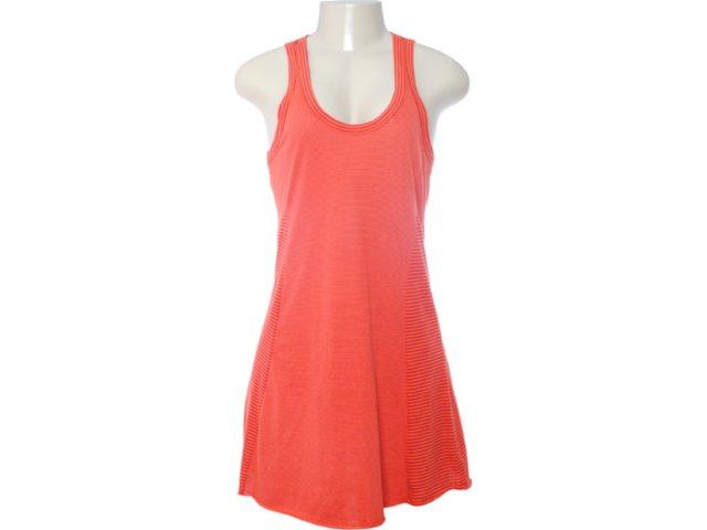 Vestido Feminino Dopping 018059501 Laranja