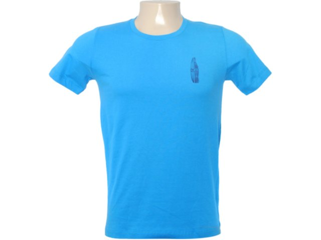 Camiseta Masculina Coca-cola Clothing 353202445 Azul