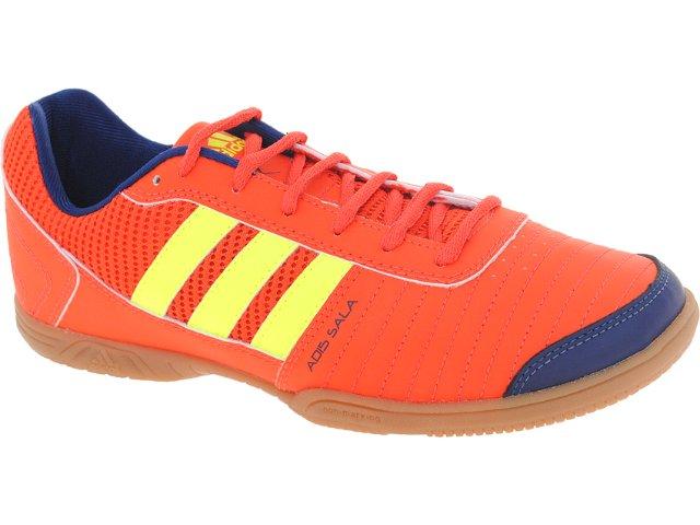 Tênis Masculino Adidas G29362 Adi5 Sala Laranj/amarelo