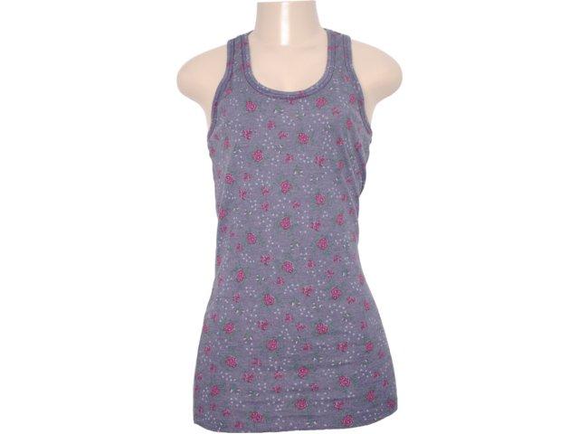 Vestido Feminino Checklist 19.10.1611 Azul