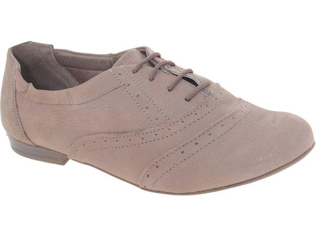 Sapato Feminino Ramarim 129103 Avelã