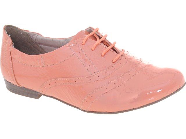 Sapato Feminino Ramarim 129103 Acerola