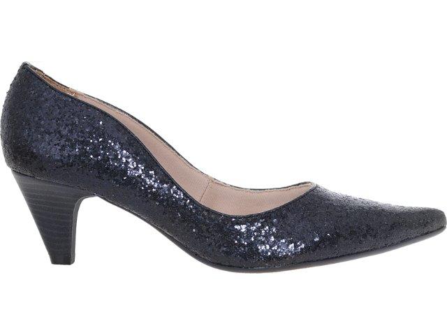 Sapato Feminino Bebêcê453246 Preto