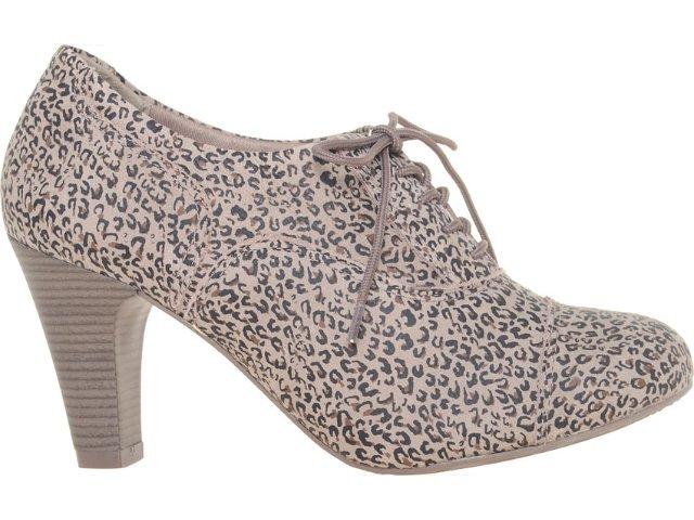 Sapato Feminino Ramarim 1210101 Avelã