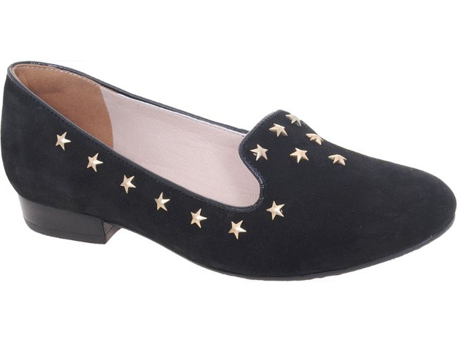 Sapato Feminino Tanara 3014 Preto