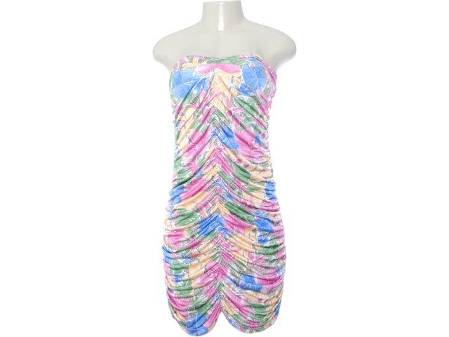 Vestido Feminino Dopping 018050501 Floral
