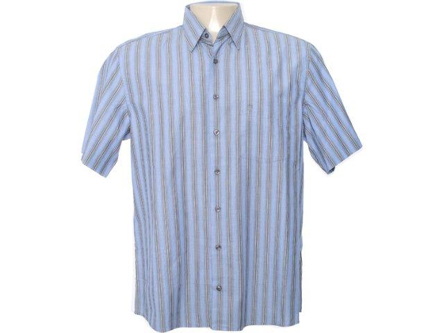 Camisa Masculina Individual 301.238.620 Lilas