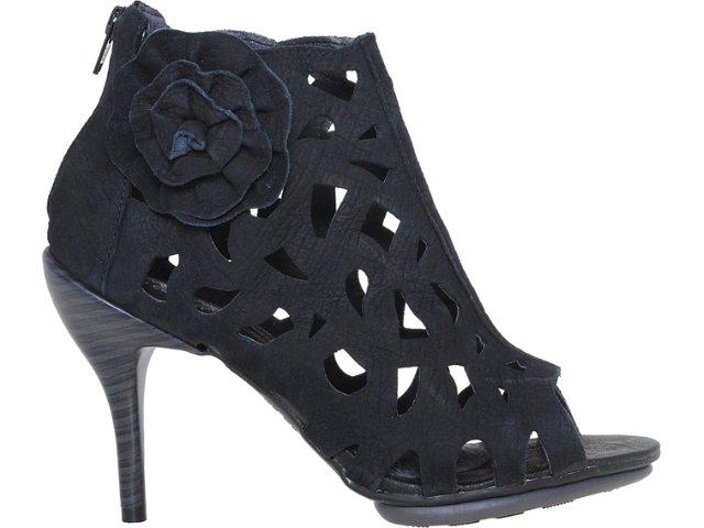 Summer Boot Feminina Ramarim 1127105 Preto