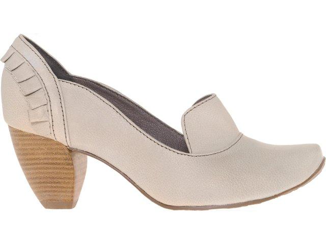 Sapato Feminino Tanara 3043 Fibra