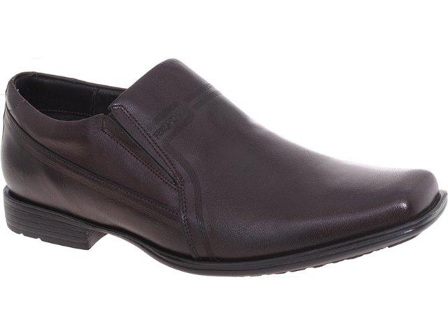 Sapato Masculino Ferracini 2870 Tostada