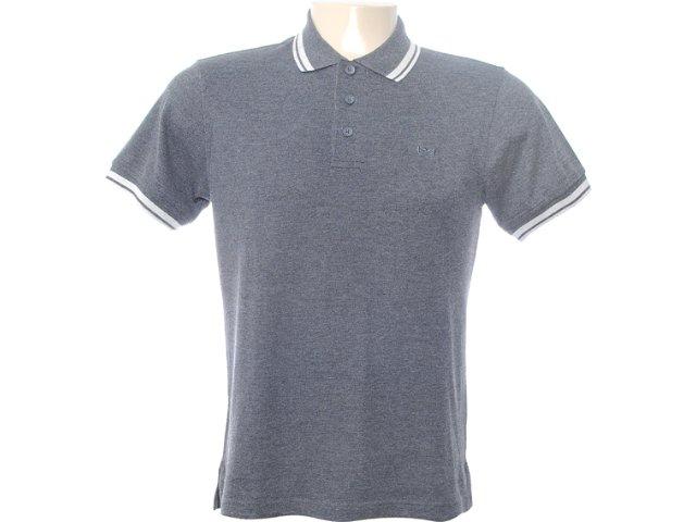 Camiseta Masculina Tng B10mps03 Grafite