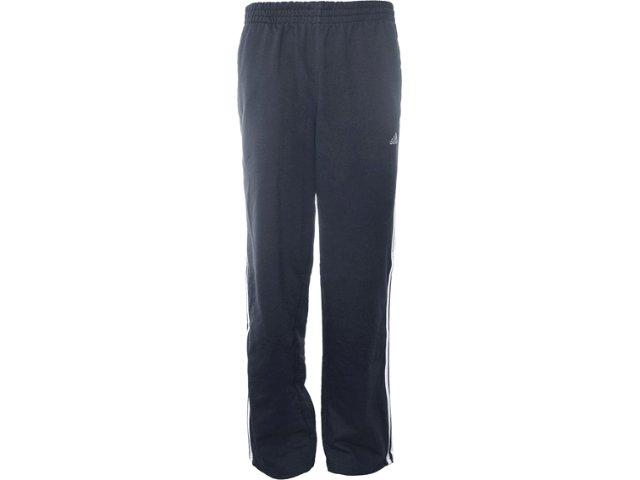 Calça Masculina Adidas E14925 Preto