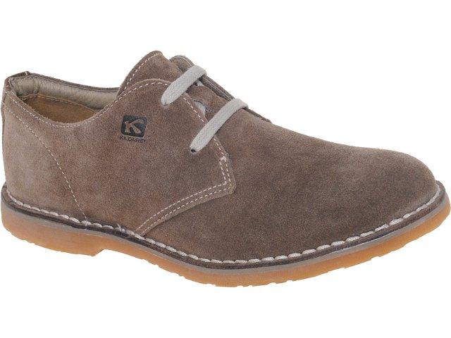 Sapato Masculino Kildare ru 1201 Café