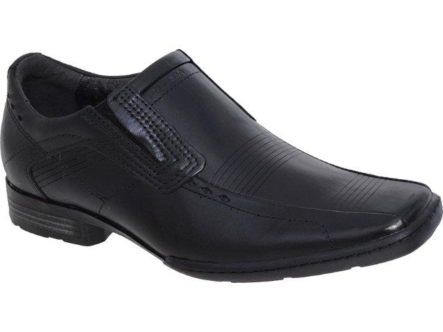 Sapato Masculino Pegada 9514-1 Preto