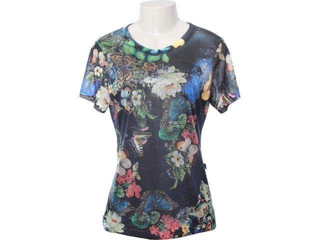 Blusa Feminina Cavalera Clothing 09.01.2514 Preto