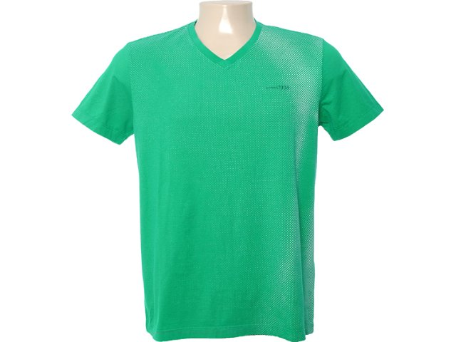 Camiseta Masculina Dopping 015262018 Verde