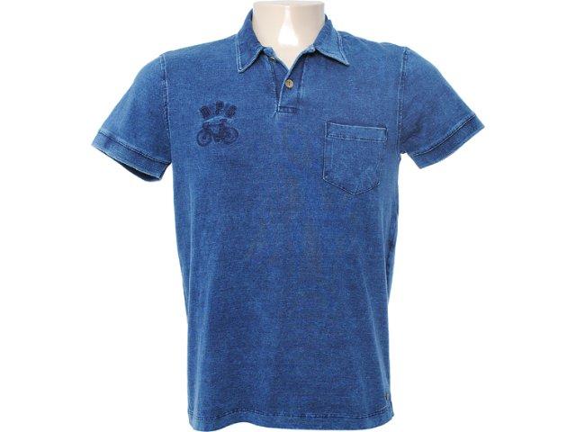 Camisa Masculina Dopping 015462022 Marinho