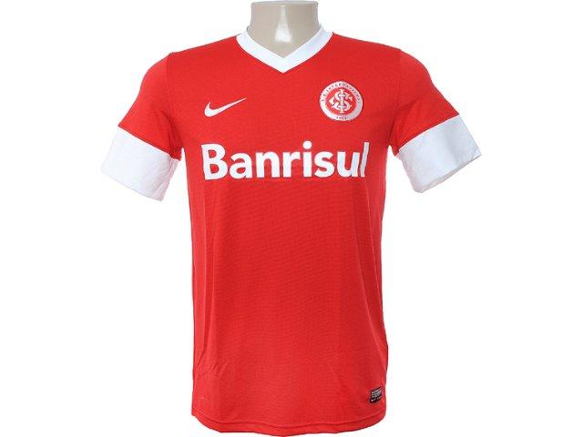 Camisa Masculina Inter 527735-611 Vermelho