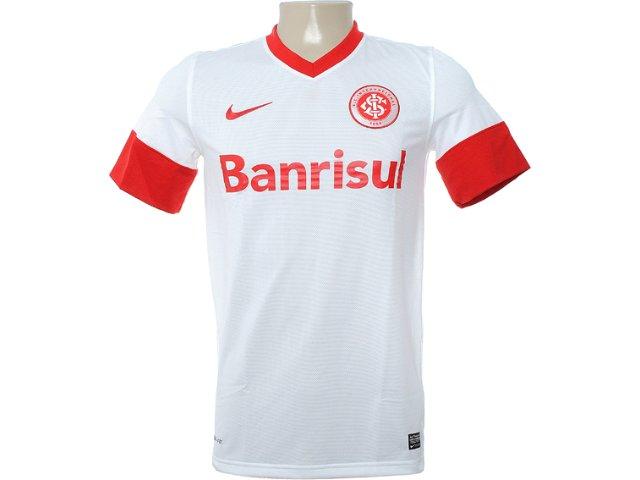 Camisa Masculina Inter 527739-100 Branco/vermelho