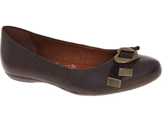 Sapatilha Feminina Bottero 164102 Brown