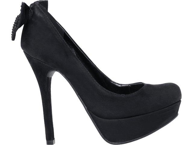 Sapato Feminino Via Marte 12-5701 Preto