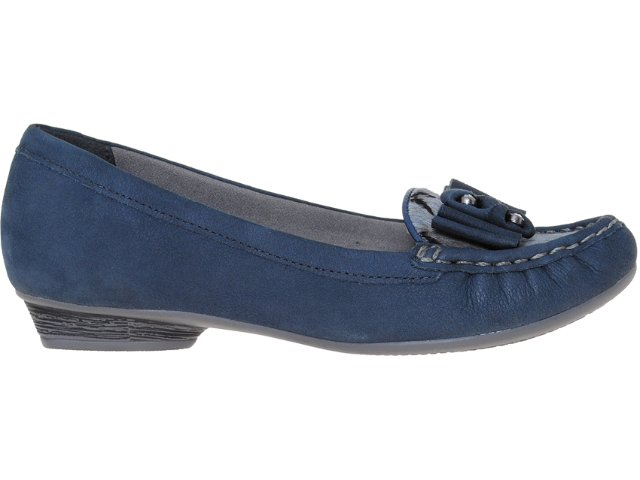 Sapato Feminino Campesi 2104 Marinho