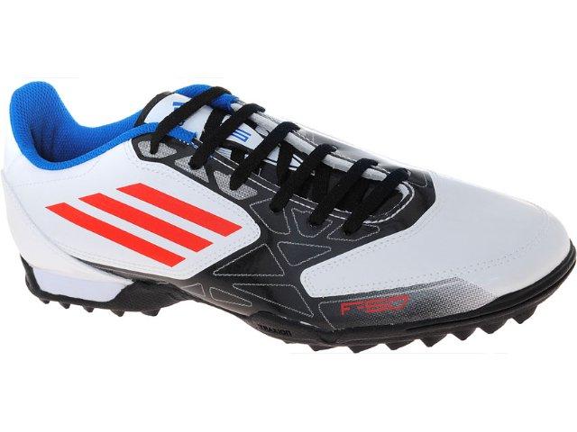 Tênis Masculino Adidas G29712 f5 Adizero Branco/preto