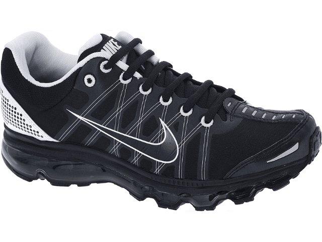 Tênis Masculino Nike 486978-010 Air Max Preto/branco