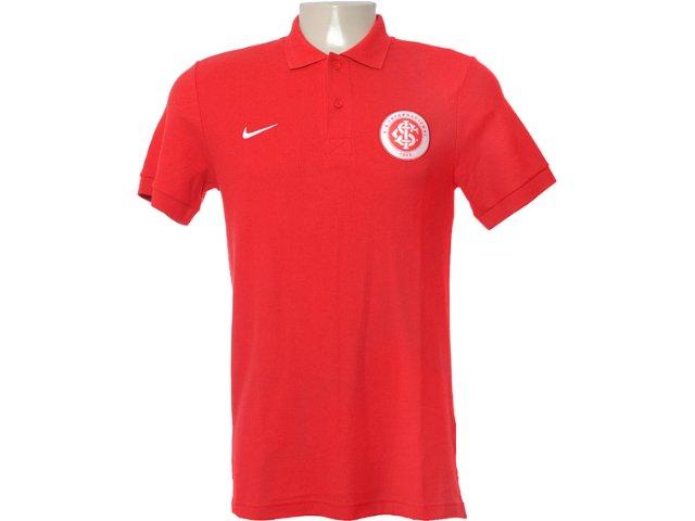 Camisa Masculina Inter 531118-611 Vermelho