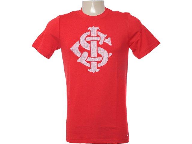 Camiseta Masculina Inter 531121-611 Vermelho