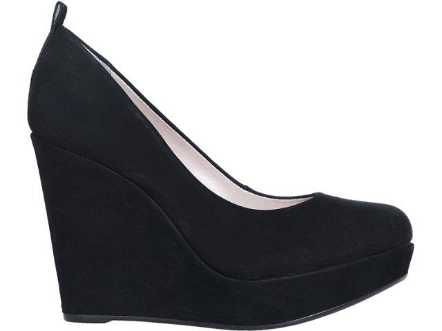 Sapato Feminino Cravo e Canela 85501/0001 Preto