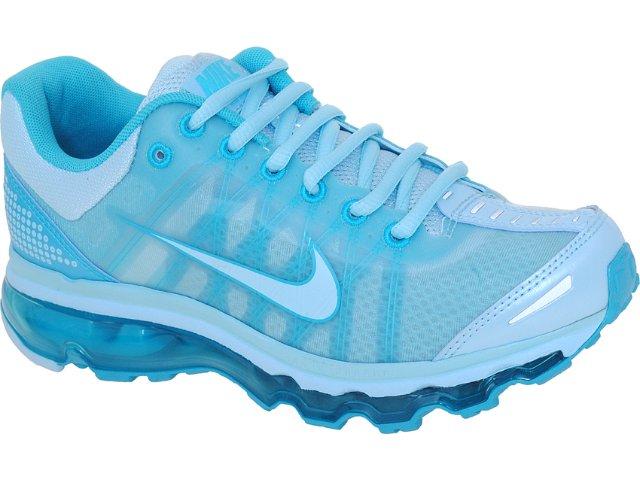 Tênis Feminino Nike 476784-401 Air Max  Celeste