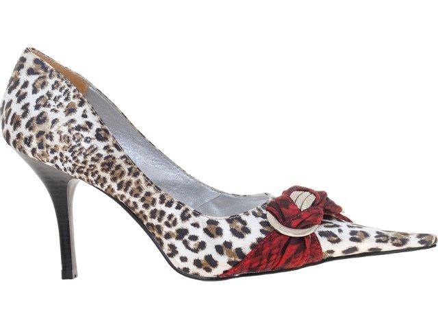 Sapato Feminino Guth Guthy 30254 Onca