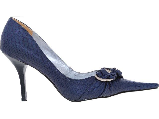 Sapato Feminino Guth Guthy 30254 Marinho