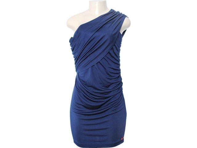 Vestido Feminino Coca-cola Clothing 443200938 Marinho