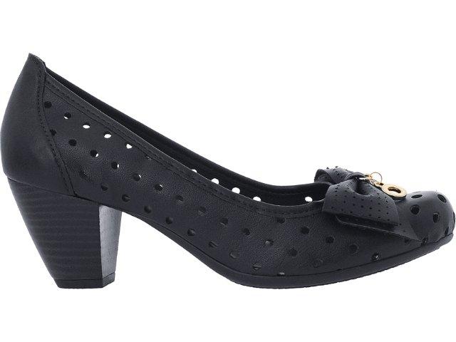Sapato Feminino Brenners 2041 Preto