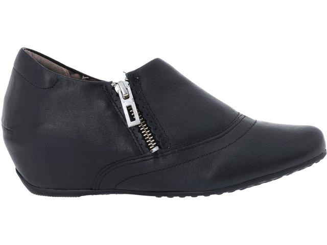 Sapato Feminino Comfortflex 73305 Preto