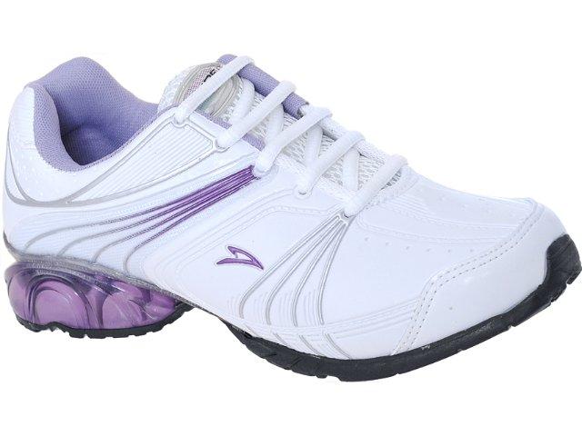 Tênis Feminino Trainer 180 Branco/lilas