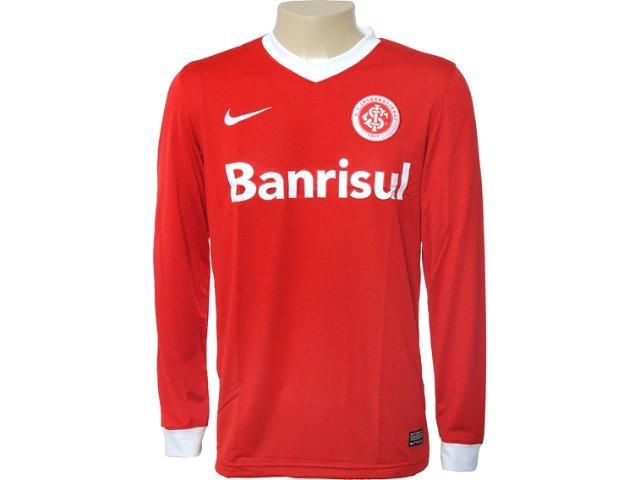 Camisa Masculina Inter 527802-611 Vermelho