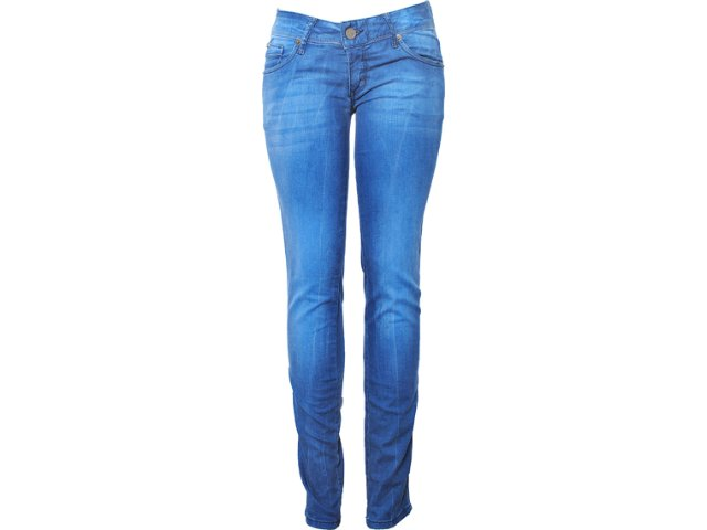 Calça Feminina Coca-cola Clothing 23201007 Jeans