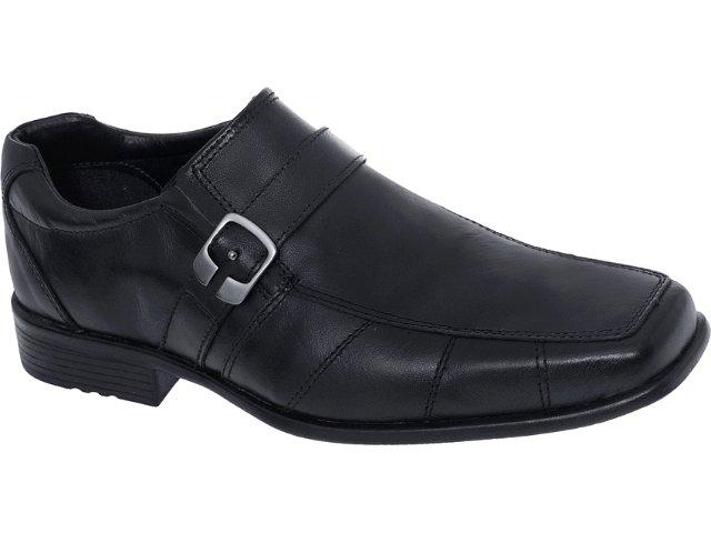 Sapato Masculino Fegalli 201 Preto
