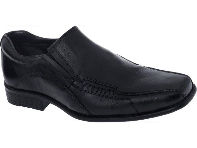 Sapato Masculino Fegalli 203 Preto