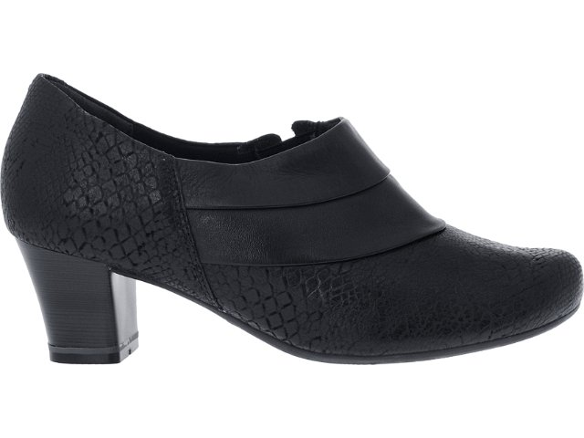 Sapato Feminino Campesi 2074 Preto