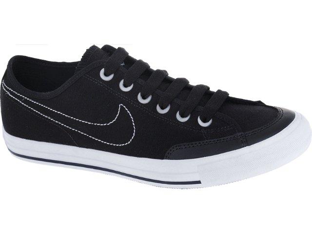 Tênis Masculino Nike 474141-001 go Low Preto/branco